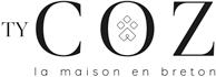 TY COZ – Linge de Maison, Prêt-à-Porter & Curiosités – Bretagne Logo