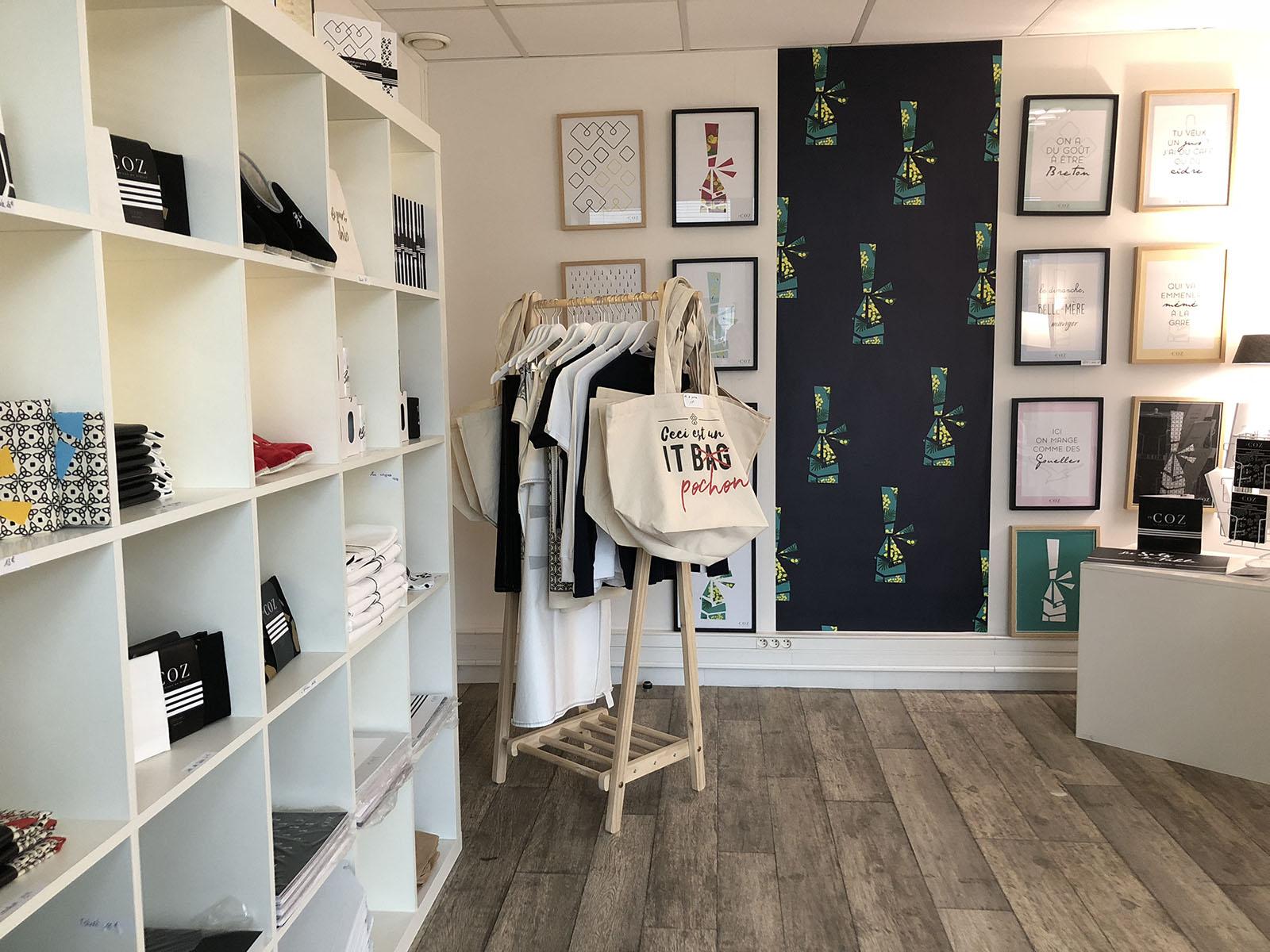Deco De Table Bretonne ty coz boutique de déco bretonne linge de maison et vêtements