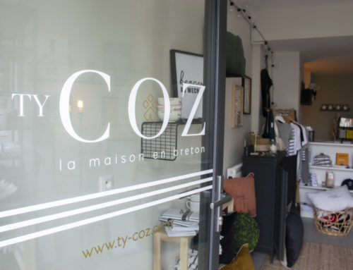 Venez découvrir la nouvelle boutique Ty Coz ♥